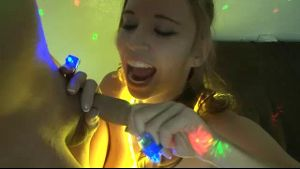 Norah Nova Is A Raver Girl Sex Robot.