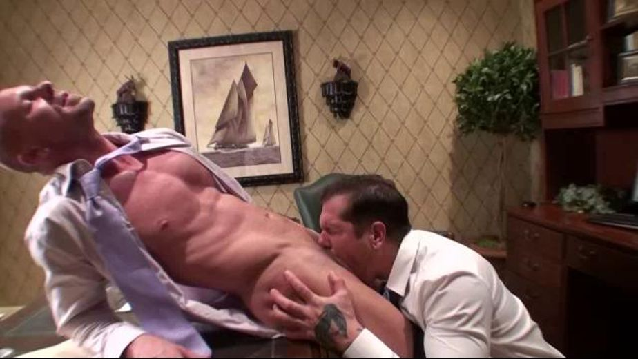 Guys Relieve Stress In The Office, produced by Driveshaft. Video Categories: Safe Sex.