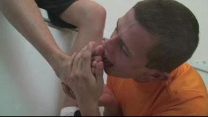 Toesucking And Footjobs.