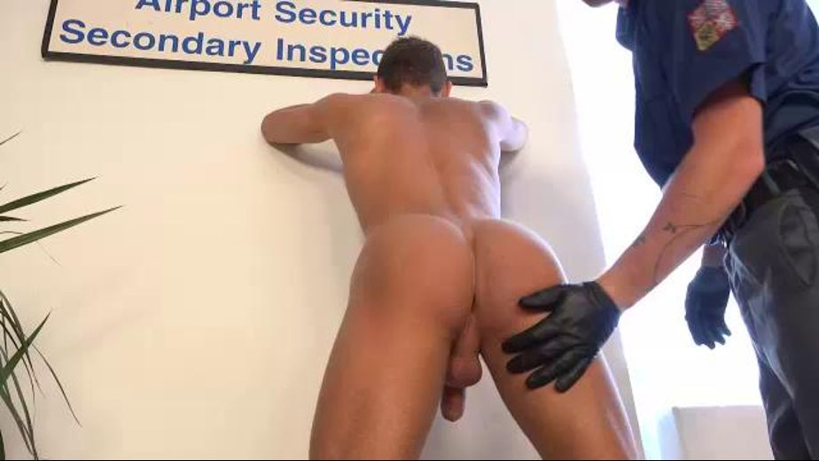 Inspected By Airport Security, produced by William Higgins. Video Categories: Bareback, Uncut, Muscles and Euro.