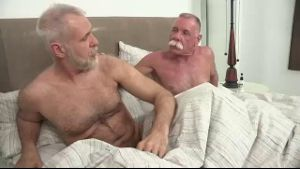Silver Daddies Like To Get Down.
