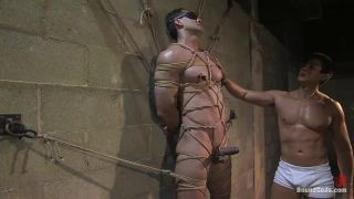 Bound Gods: The Straight Bodybuilder - Scene 2