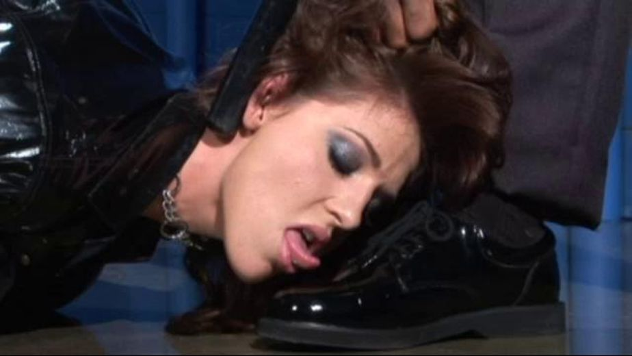 Latex Fugitive From The Law, starring Lauren Phoenix, produced by Hustler. Video Categories: Fetish.