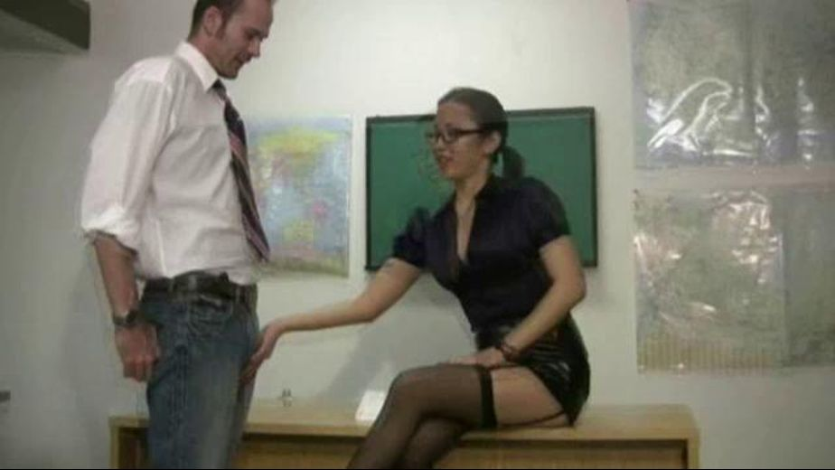 Teacher Administers An After School Handjob, produced by Jerky Girls. Video Categories: Mature.
