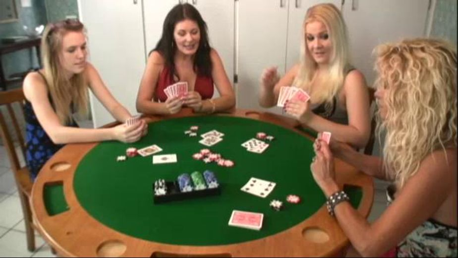 Do Not Interrupt The Milfs Poker Game, starring Farrah, Amanda, Bella and Whitney, produced by Jerky Girls. Video Categories: MILF and Fetish.