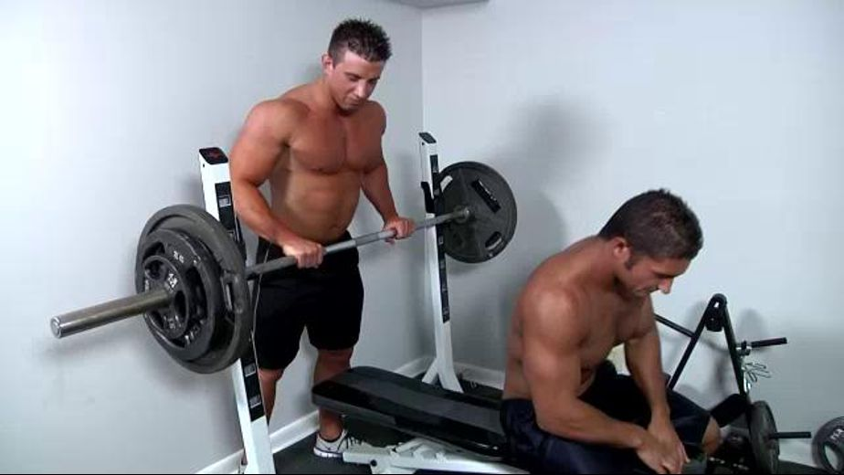 Tyler St. James Pumps More Than Iron, starring Tyler St. James and Derek Fox, produced by Men. Video Categories: Jocks, Safe Sex and Muscles.