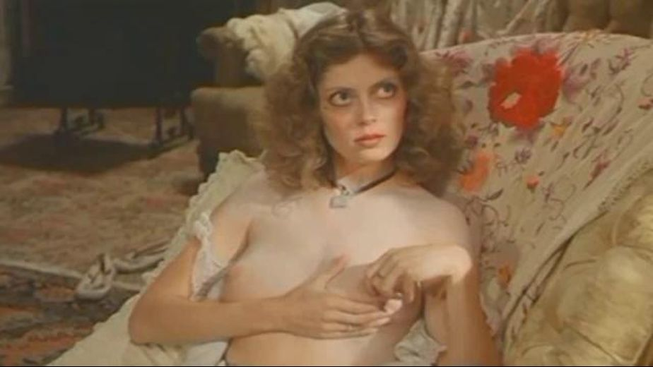 Susan Sarandon Gets Her Nipple Hard, produced by Mr. Skin. Video Categories: Natural Breasts.