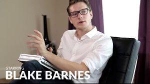 Markie Moore Tries Blake Barnes Cock.