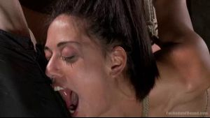Lyla Storm Is Hung Like A Rack Of Meat.