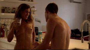 Julia Roca Seduces With Milk.