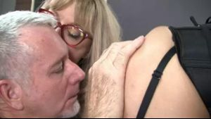 Nina Hartley Came To Help.