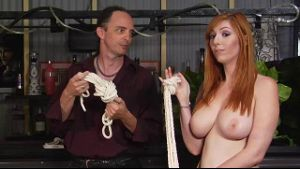 Lauren Phillips Is Picky About Her Rope.