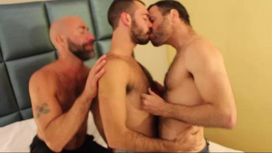 Bearded Bears Like To Fuck, starring Dusty Williams, Damon Andros and Stephan Hartle, produced by Guy Bone. Video Categories: Bear and Bareback.