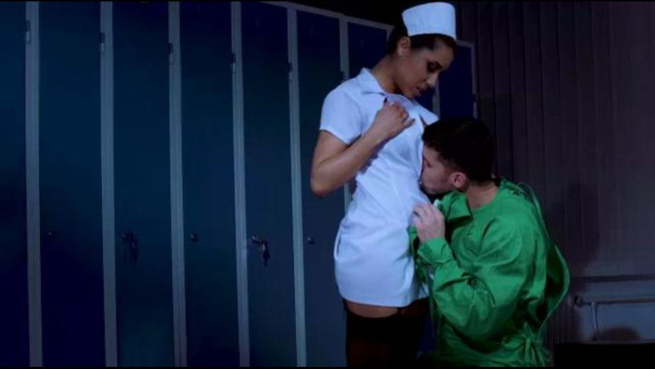 This Nurse Works On The Night Shift, produced by Marc Dorcel SBO and Marc Dorcel. Video Categories: Brunettes.