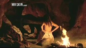 Paz Vega Gets It On By The Campfire.