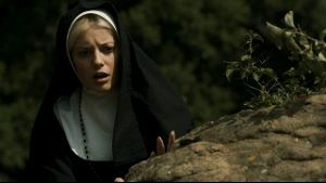 Nun On Nun Sinful Woodland Encounter.