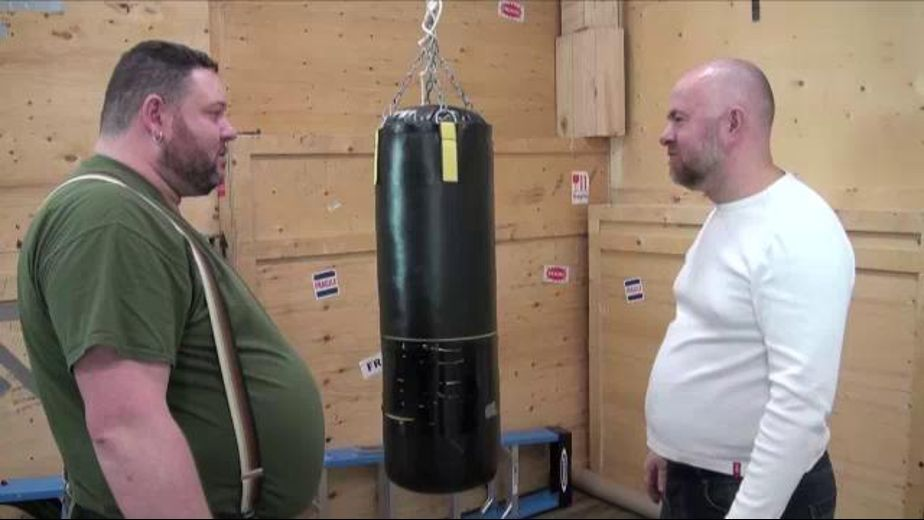 Guy Ass Is The Punching Bag, starring Guy English and Bear Waters, produced by Big Rig Studios. Video Categories: Euro, Bear and Bareback.