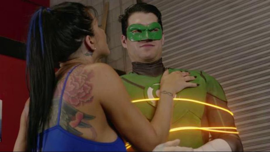 The Justice League Gets Fucked Up, starring Xander Corvus and Romi Rain, produced by Wicked Comix and Wicked Pictures. Video Categories: Adult Humor.