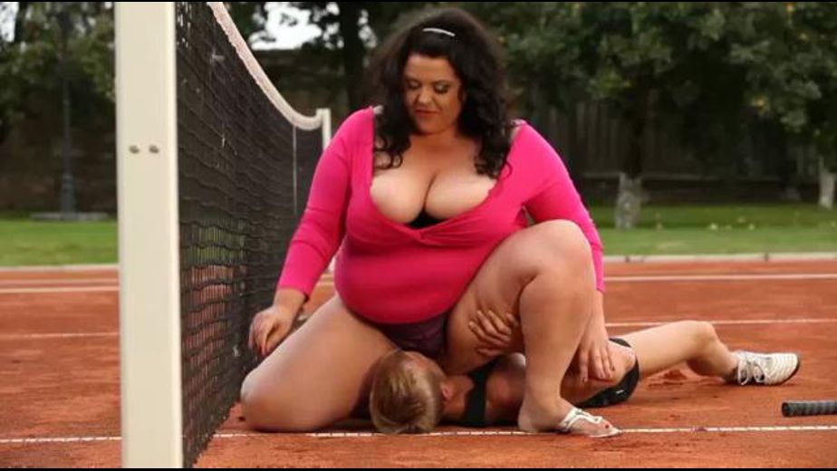 Face Mounting On The Tennis Court, produced by Plumperd. Video Categories: Fetish and BBW.
