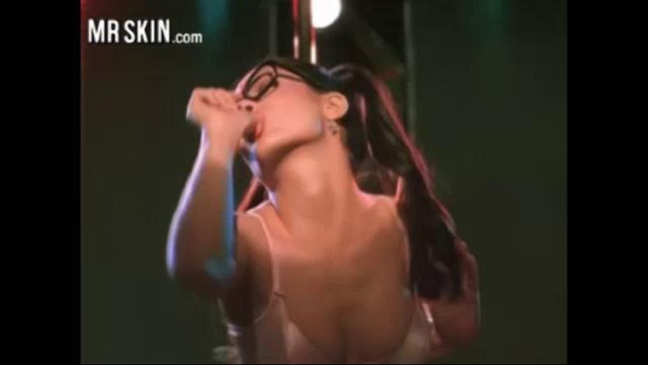 Salma Hayek Shows Off For Silent Bob And Jay, produced by Mr. Skin. Video Categories: College Girls.