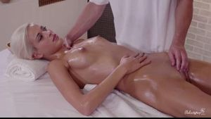 Ria Sun Craves A Massage.