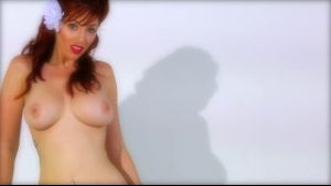 Lauren Phillips Is A Redhead You Can Not Deny.