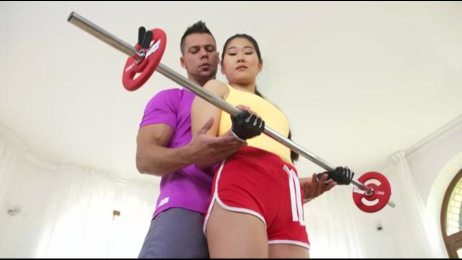 Working Out WIth Katana, starring Katana (Private Media), produced by Fitness Rooms. Video Categories: Interracial and Asian.