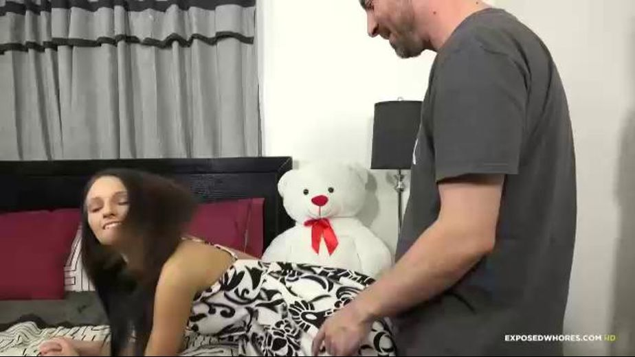 The Bear Is Made To Watch, starring Serenity Haze, produced by Exposed Whores Media. Video Categories: Amateur, Anal and Gonzo.