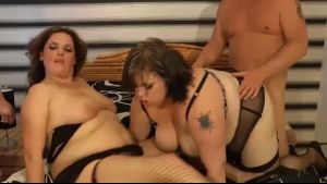 It Is A BBW Orgy For Tons Of Fun.