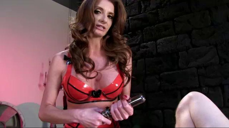 You Will Cum When Silvia Sage Says You Can, starring Chad Diamond and Silvia Saige, produced by Femdom Empire. Video Categories: Fetish and BDSM.