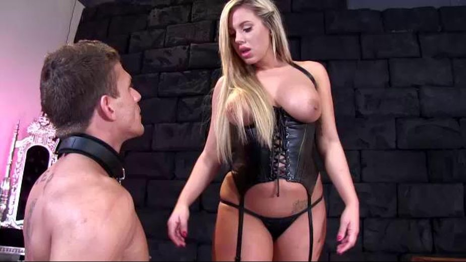 Olivia Austin Is Going To Break Him, produced by Femdom Empire. Video Categories: BDSM, Fetish, Blondes and Big Tits.