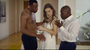 Tala Dova Gets An Interracial Threeway.