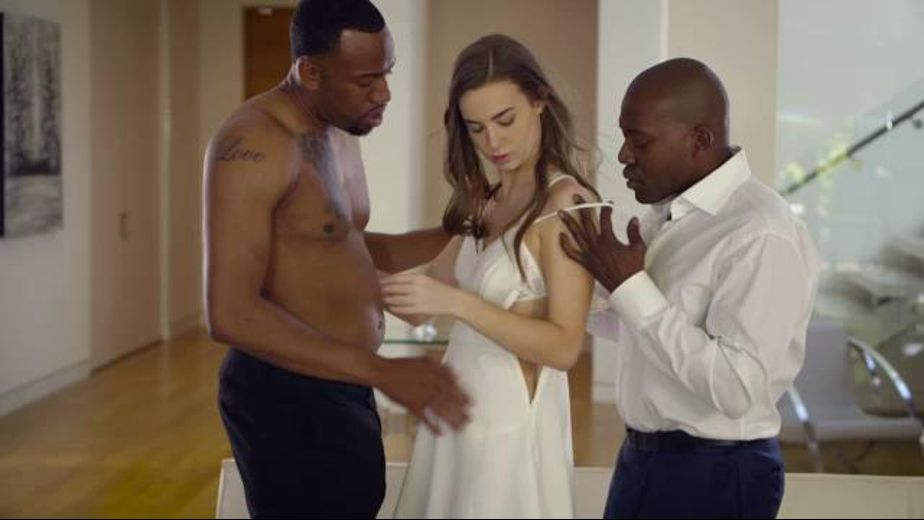 Tala Dova Gets An Interracial Threeway, starring Tali Dova, produced by Blacked. Video Categories: Big Dick, Orgies and Interracial.