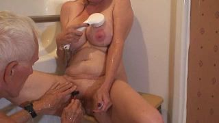 Carl Shaves Her Pussy - Scene 1