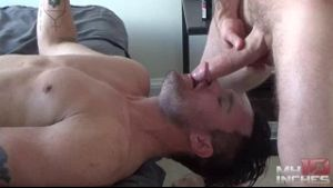 Rocco Steele Fucks Beau Reed.