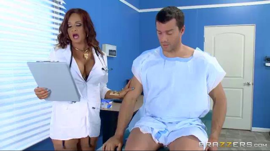 Doctor Cures A Sprained Jaw, produced by Brazzers. Video Categories: Fetish and Anal.