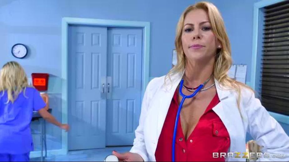 Alexis Faux Has The Medicine, starring Alexis Fawx and Marsha May, produced by Brazzers. Video Categories: Fetish and Anal.