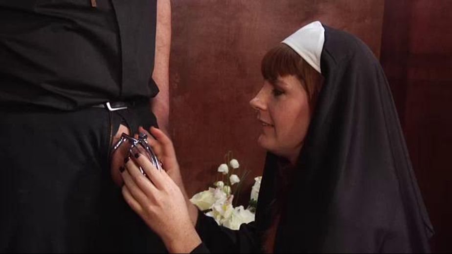 Nuns And Priests From Hell, starring Jimmy Broadway and Barbary Rose, produced by Severe Sex. Video Categories: Fetish and BDSM.