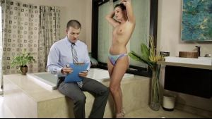 India Summer And The Census Man.