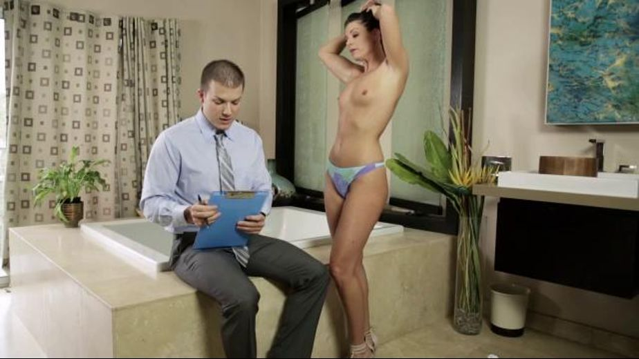 India Summer And The Census Man, starring India Summer, produced by Nuru Massage and Fantasy Massage Production. Video Categories: Fetish.