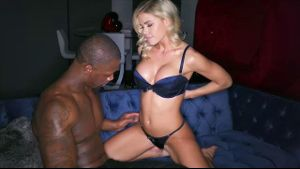 Interracial Cell Phone Video.