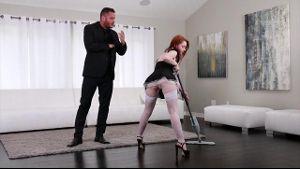 Athena Rayne Does Olivia Austin's Chores.