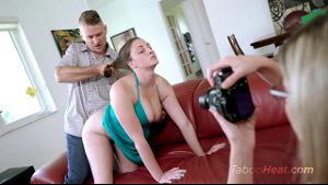 Cory Chase Husband Fucks Them Both.
