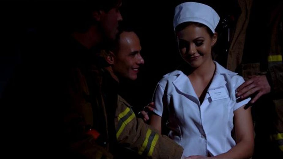 Nurse Tina Kay Gangbangs Firemen, starring Tina Kay, produced by Marc Dorcel SBO and Marc Dorcel. Video Categories: Fetish and Anal.