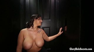 GloryHole Secrets: BBW Edition 2 - Scene 1