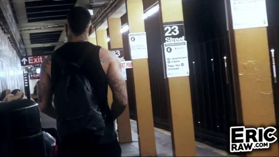 Rick York Rides The Rails, starring Rikk York and Jeffrey (EricVideos), produced by EricVideos. Video Categories: Muscles and Bareback.