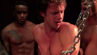 Interracial Dungeon - Scene 5
