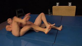 No Holds Barred Nude Wrestling 56 - Scene 1