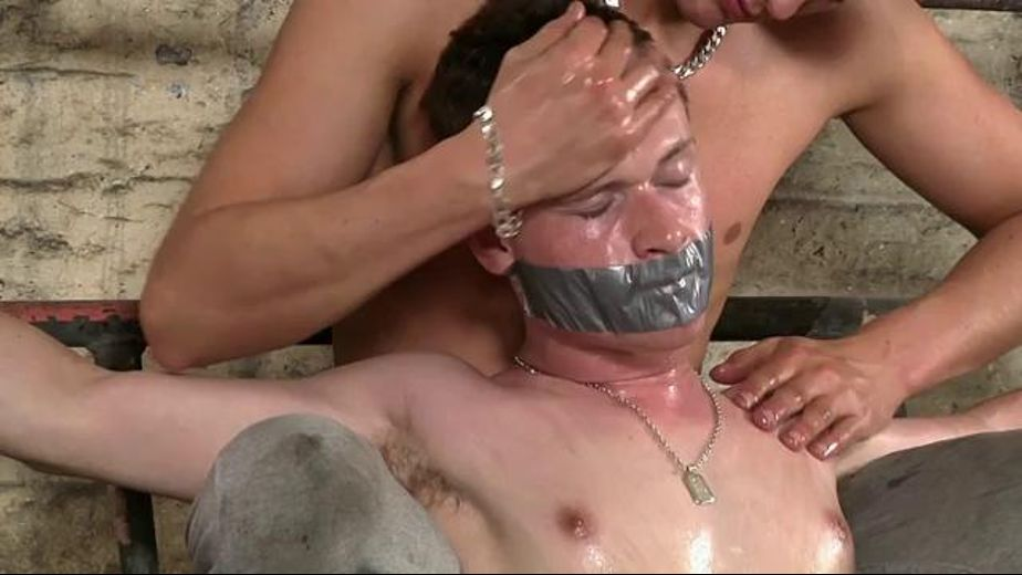 Gagged With Duct Tape And Edged, starring Austin Coles and Kenzie Madison, produced by Kinky Hardcore Twinks. Video Categories: Safe Sex, Euro and College Guys.