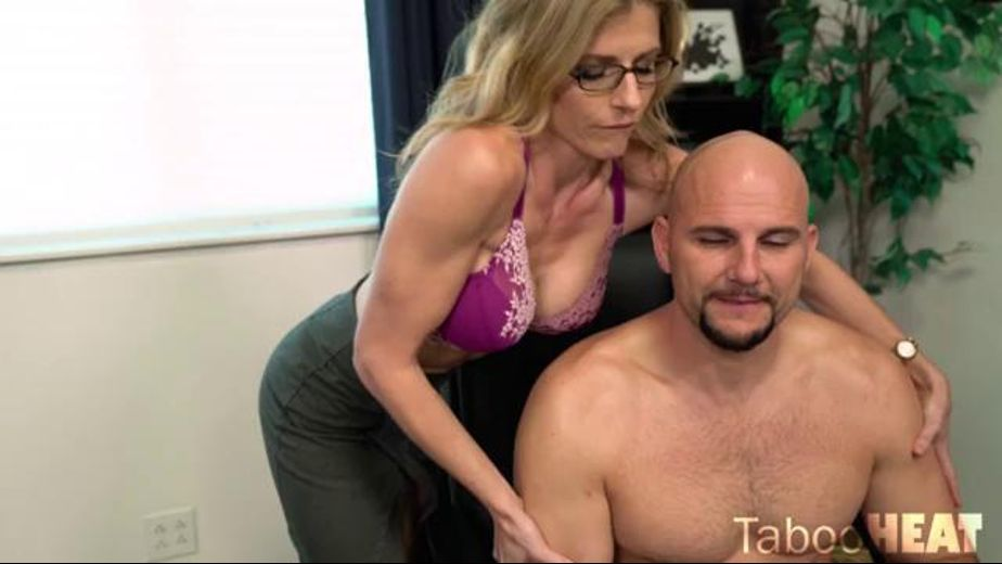 Cory Chase Gives Her Brother a Good Rubbing, starring Cory Chase and JMac, produced by Taboo Heat. Video Categories: Blondes, MILF and Big Tits.